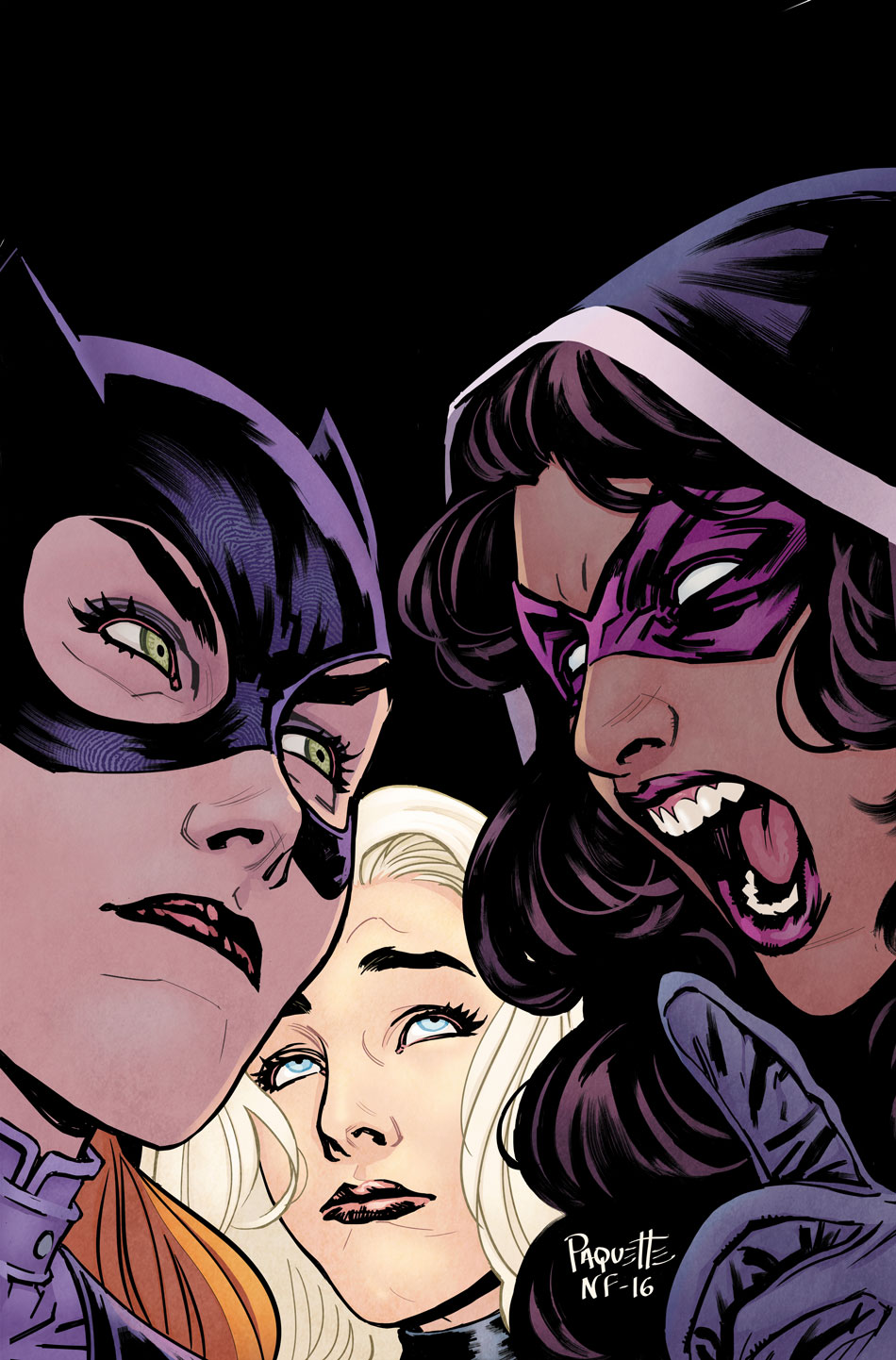 Batgirl and the Birds of Prey: Rebirth #1 Cover