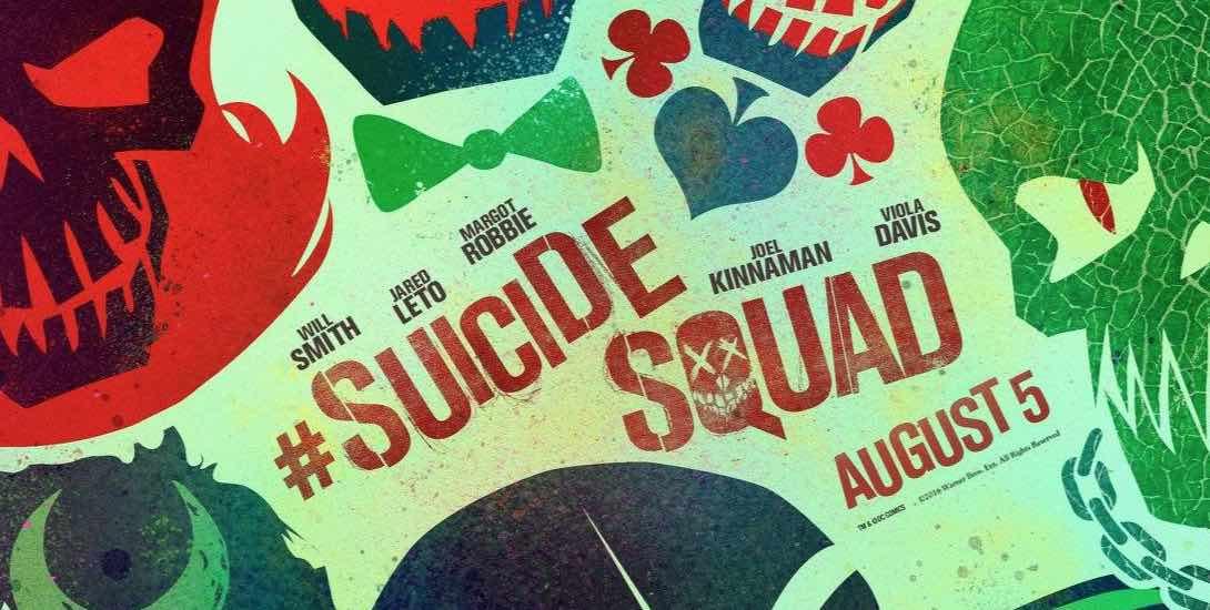 Suicide Squad Graphic
