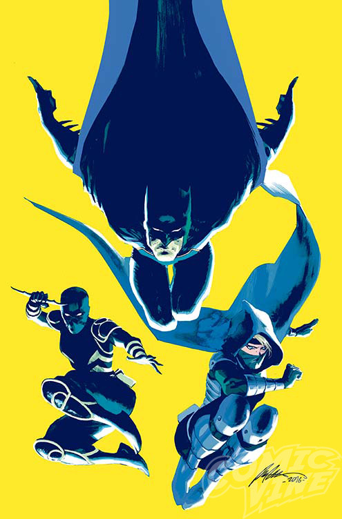 Detective Comics #938 by Rafael Albuquerque