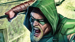 green arrow 3 banner