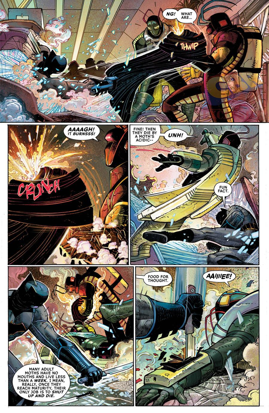 Preview: All-Star Batman #1 Dark Knight News
