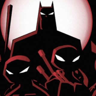 Batman:TMNT Graphic