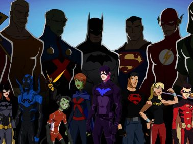 Sadly, Young Justice Netflix's Talks Never Happened. Dark Knight News