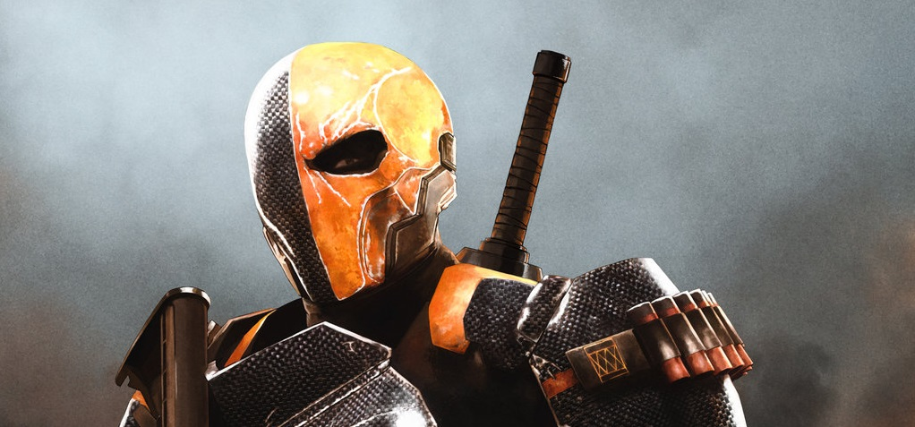 Ben Affleck Teases Deathstroke for 'Justice League'! Dark Knight News