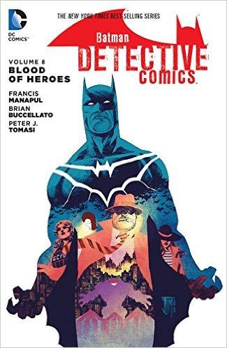 detective comics vol 8