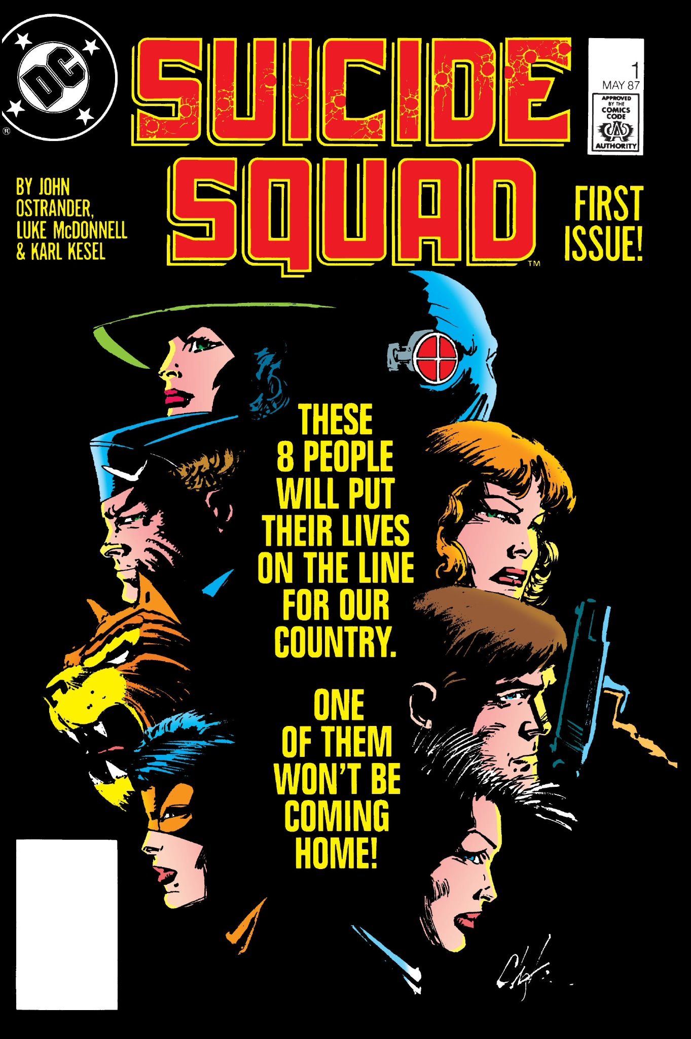 John Ostrander Reviews 'Suicide Squad' Dark Knight News