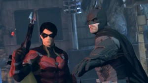 Batman and Robbin multiplayer mode.