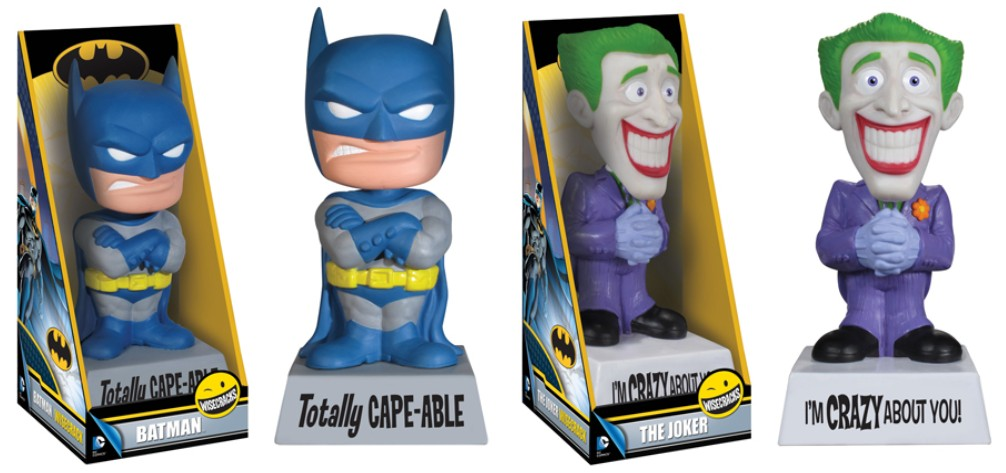 New Funko Batman Wisecracks Joker I/'m Crazy About You Figure