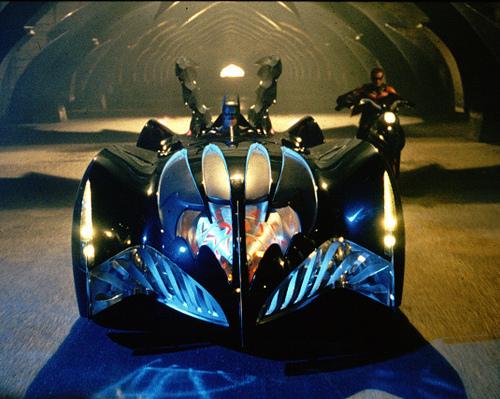 Batmobile 1997 Batman y Robin