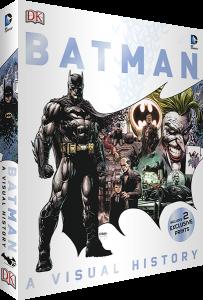 batman visual