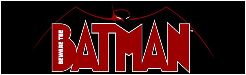 beware the batman logo