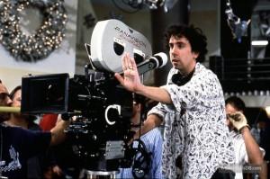 burton directing