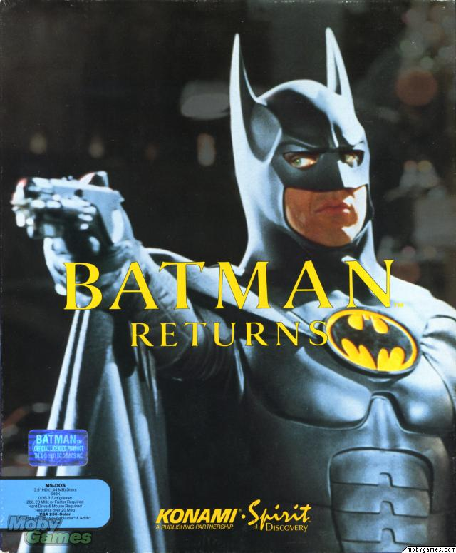 batman returns DOS 1199926285-00