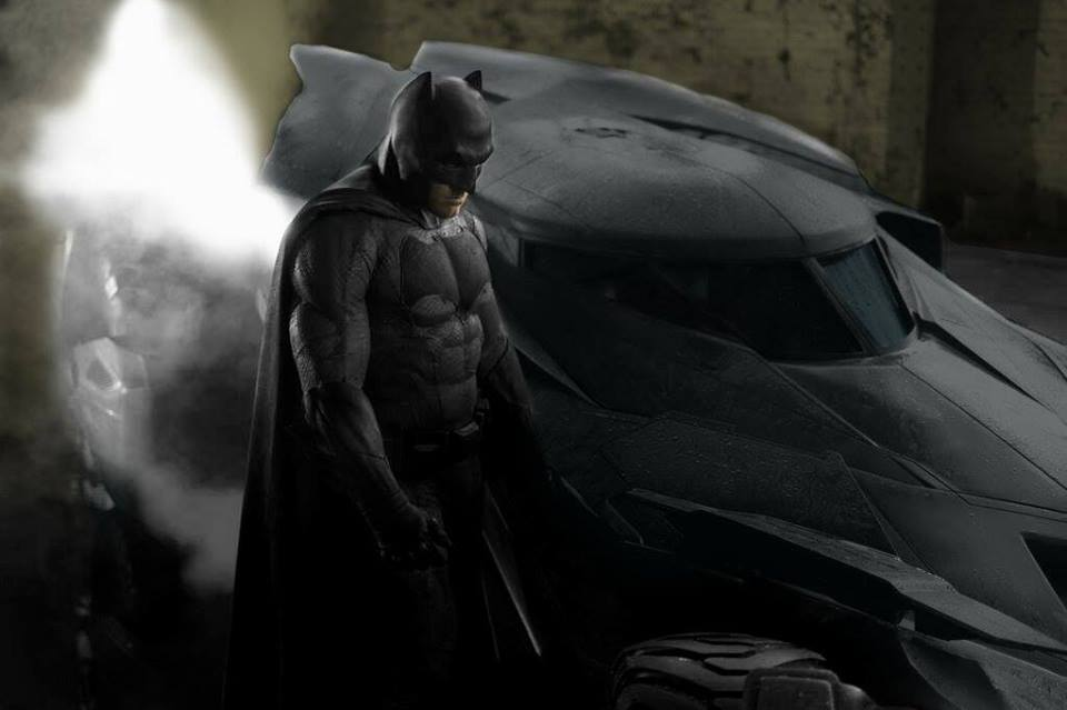Batman Fighting