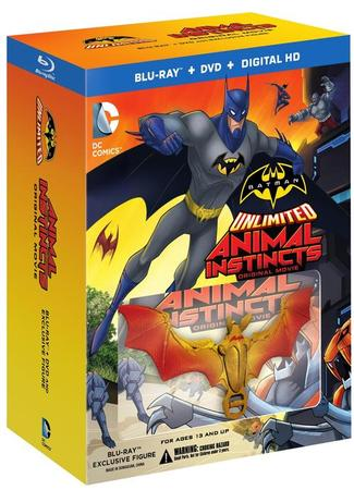 batman unlimited box