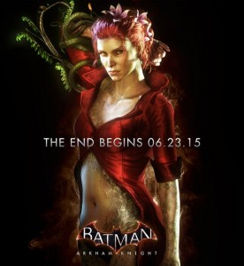 Poison Ivy character poster