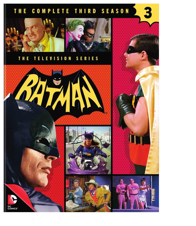 batman season 3 front