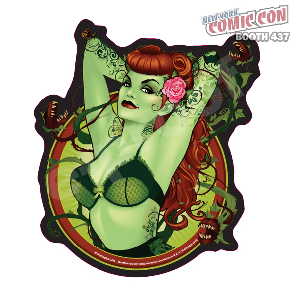 NYCC Poison Ivy