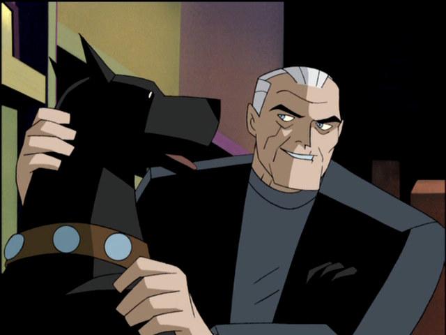 ace the dog batman