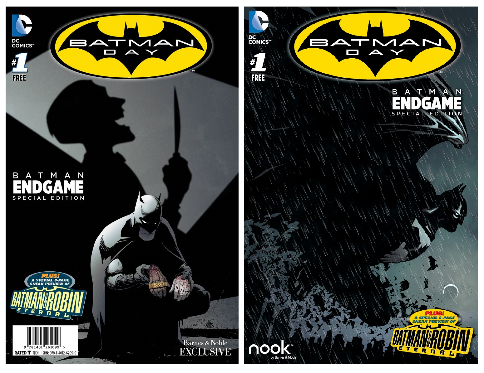 batman day barnes noble