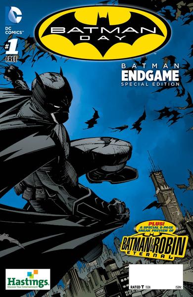 batman day hastings