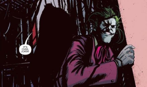 the joker endgame interior