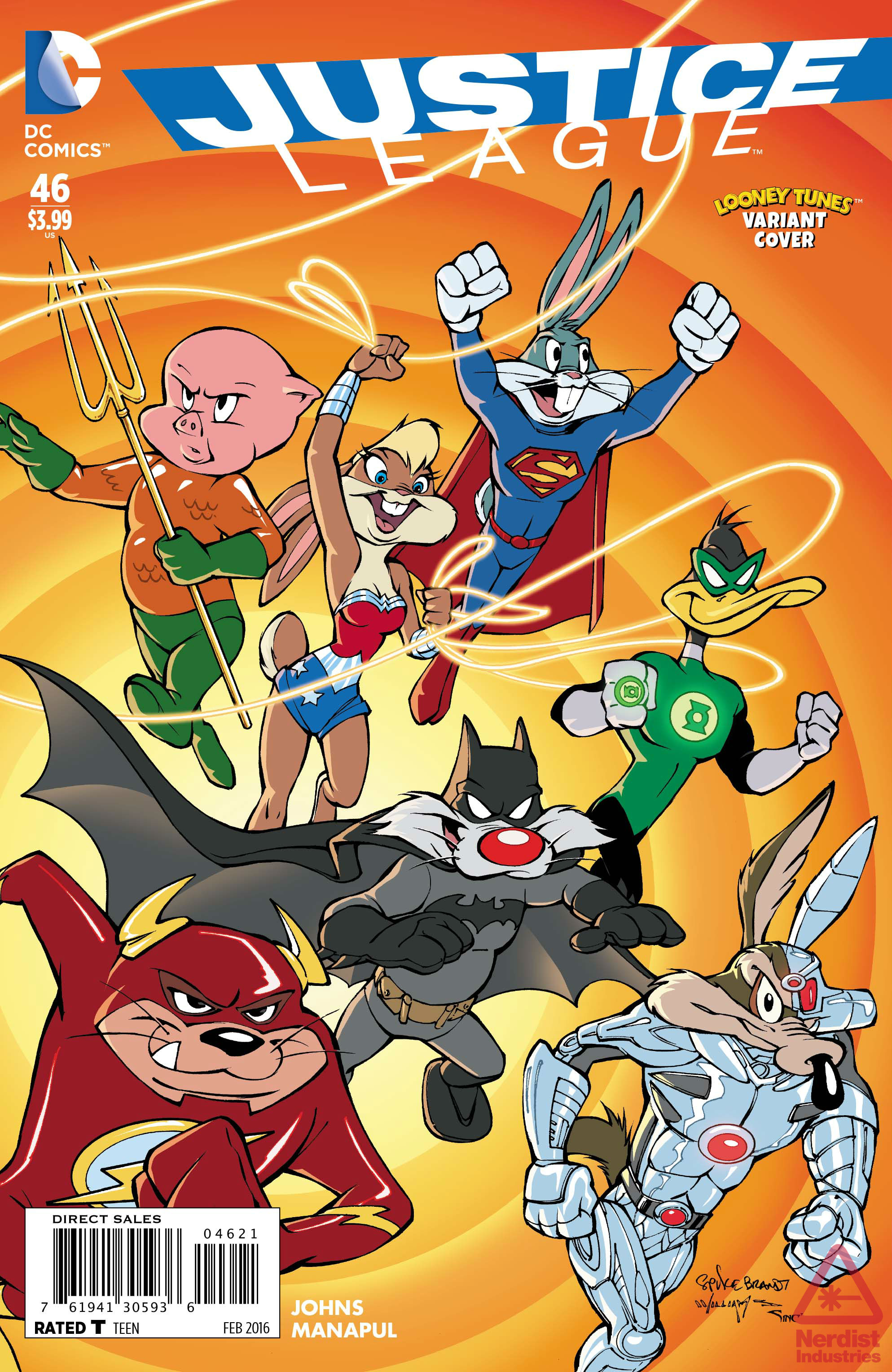 Justice-League-46-Looney-Tunes-Variant