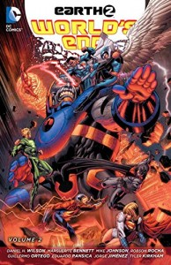 earth 2 cover