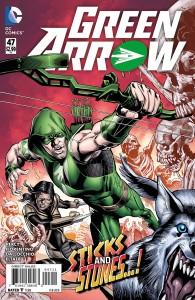 green arrow 47