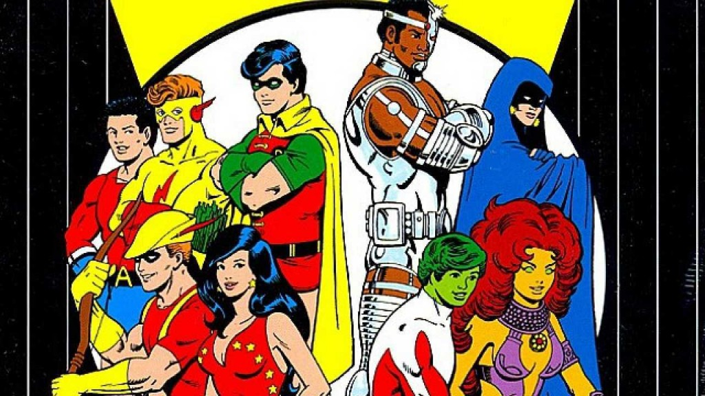 MORE TEEN TITANS