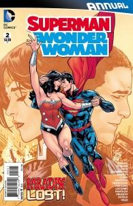superman wonder woman annual 2