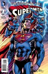 superman cos 1