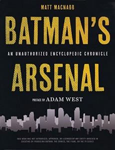 batmans arsenal