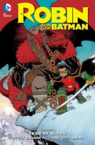 robin son of batman vol 1