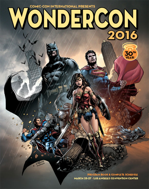 Jason Fabok Illustrates 'Batman V Superman' Themed WonderCon Cover Dark Knight News