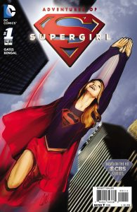 adventures of supergirl 1a