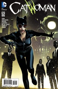 catwoman 52