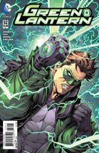 green lantern 52