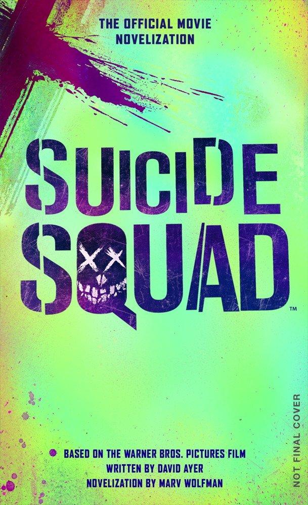suicide squad film novelization
