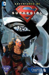 adventures of supergirl 4