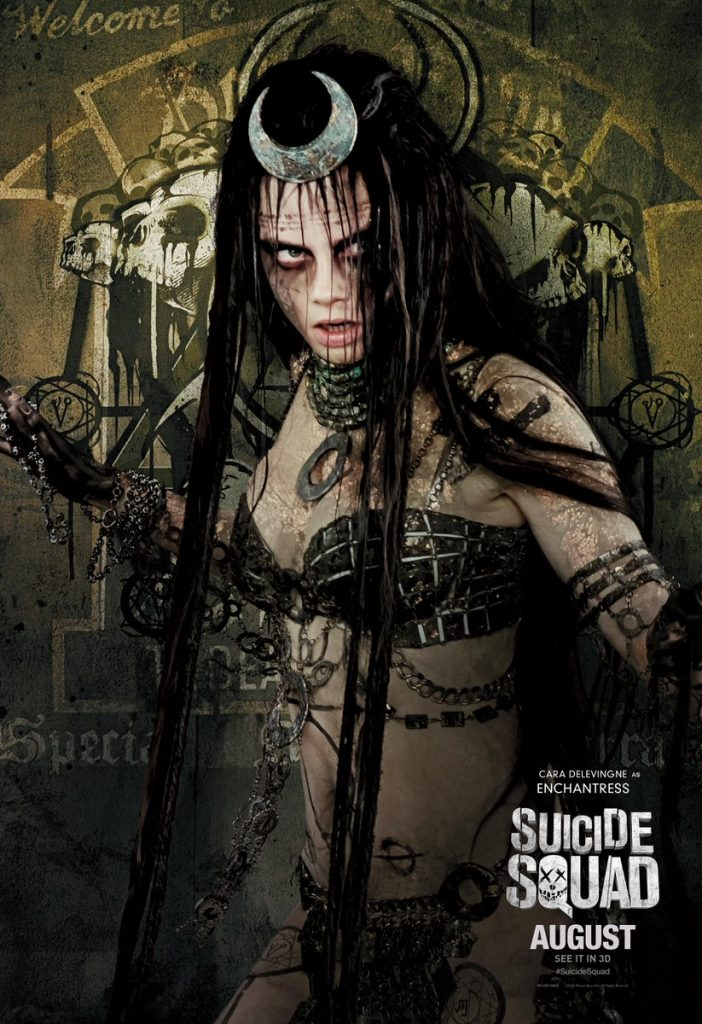 'Suicide Squad' Character Posters Debut Dark Knight News