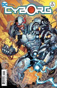 cyborg 12