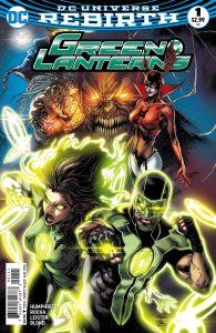 green lanterns 1