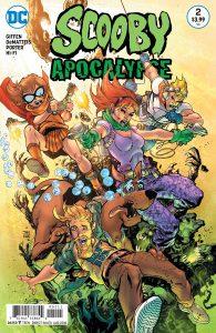 scooby apocalypse 2