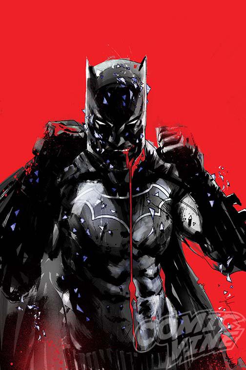 All-Star Batman #1 by Jock