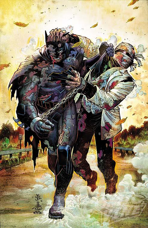 All-Star Batman #1 by John Romita Jr.