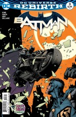 batman 3 cover